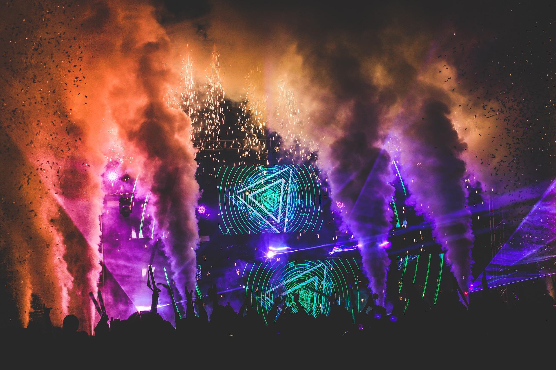 Starta en musikfestival