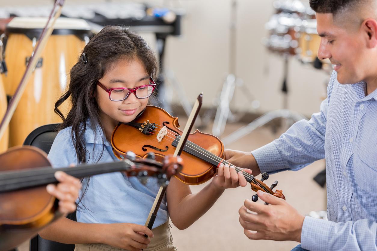 Musiklärare