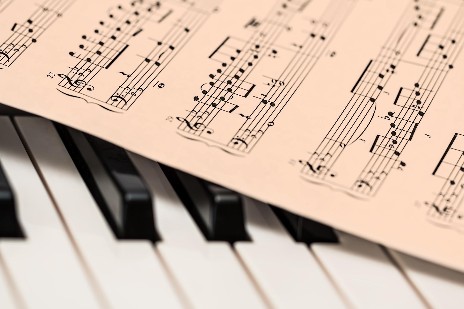 Varför är piano och gitarr vanliga nybörjarinstrument?