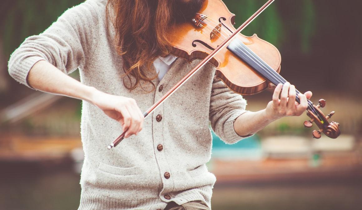 Hitta ditt musikinstrumentet